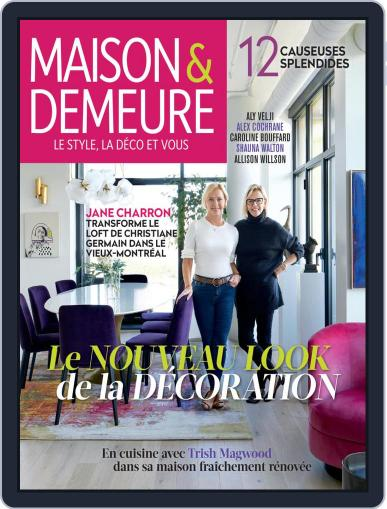 Maison & Demeure Magazine (Digital) October 1st, 2020 Issue Cover