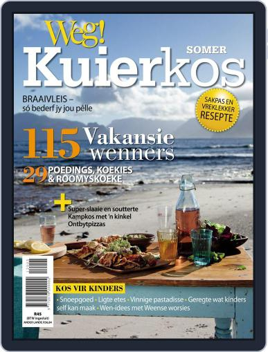 Weg Kuierkos Magazine (Digital) September 21st, 2014 Issue Cover