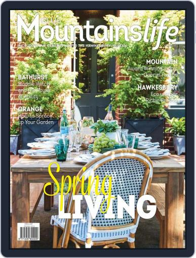 Blue Mountains Life Magazine (Digital) October 1st, 2020 Issue Cover