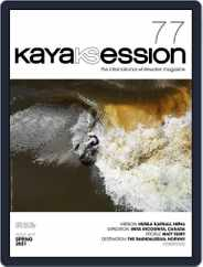 Kayak Session Magazine (Digital) Subscription March 1st, 2021 Issue