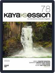 Kayak Session Magazine (Digital) Subscription May 1st, 2021 Issue