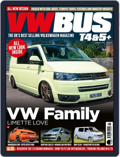 VW Bus T4&5+ Magazine (Digital) October 1st, 2020 Issue Cover