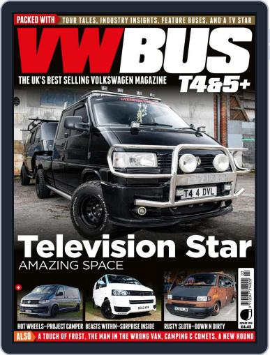 VW Bus T4&5+ Magazine (Digital) January 28th, 2021 Issue Cover