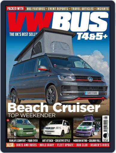 VW Bus T4&5+ Magazine (Digital) July 1st, 2021 Issue Cover