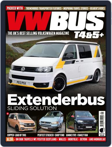 VW Bus T4&5+ Magazine (Digital) March 30th, 2021 Issue Cover