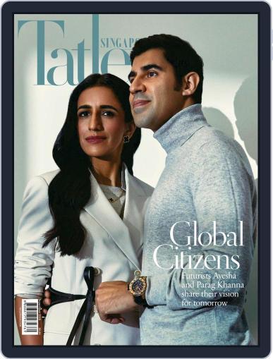 Tatler Singapore Magazine (Digital) September 1st, 2020 Issue Cover