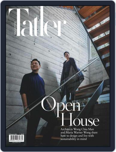 Tatler Singapore Magazine (Digital) February 1st, 2021 Issue Cover