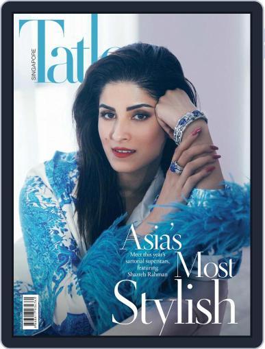 Tatler Singapore Magazine (Digital) October 1st, 2021 Issue Cover