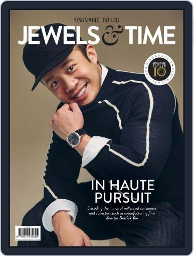 Singapore Tatler Jewels & Time Magazine (Digital) August 1st, 2019 Issue Cover