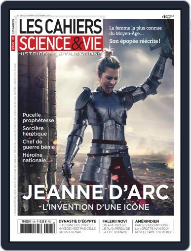Les Cahiers De Science & Vie Magazine (Digital) November 1st, 2020 Issue Cover