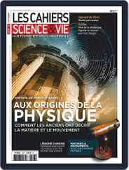 Les Cahiers De Science & Vie Magazine (Digital) Subscription January 1st, 2021 Issue