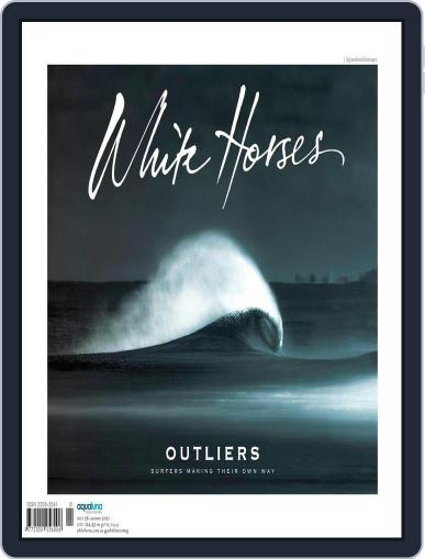 White Horses Magazine (Digital) March 8th, 2021 Issue Cover