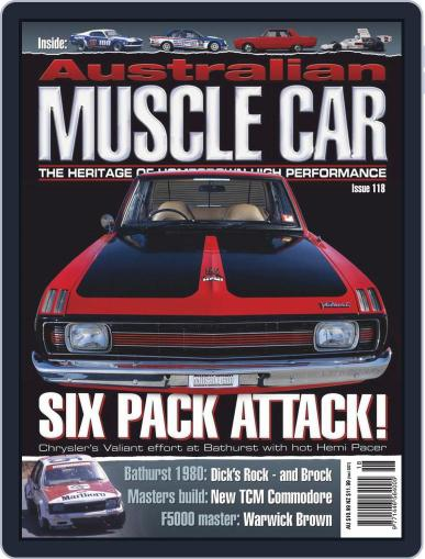Australian Muscle Car Magazine (Digital) September 1st, 2020 Issue Cover