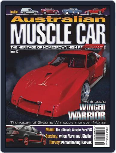 Australian Muscle Car Magazine (Digital) February 1st, 2021 Issue Cover