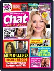 Chat Specials Magazine (Digital) Subscription August 1st, 2021 Issue
