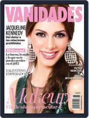 Vanidades Puerto Rico (Digital) Subscription December 15th, 2014 Issue