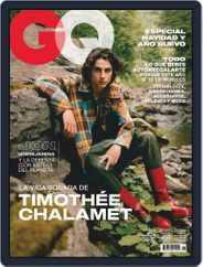 Gq Latin America Magazine (Digital) Subscription December 1st, 2020 Issue