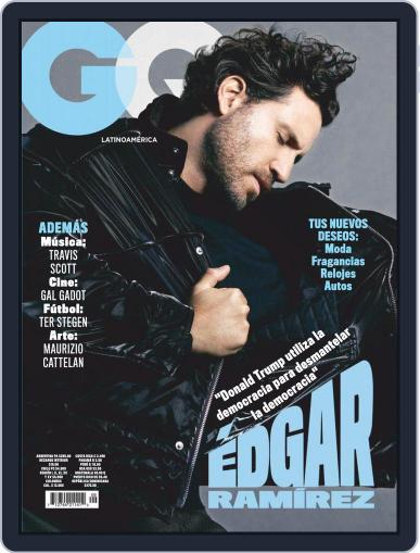 Gq Latin America Magazine (Digital) October 1st, 2020 Issue Cover