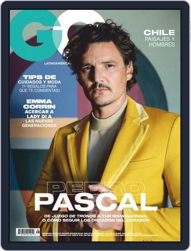 Gq Latin America Magazine (Digital) February 1st, 2021 Issue Cover