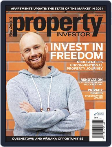 NZ Property Investor Magazine (Digital) June 1st, 2021 Issue Cover