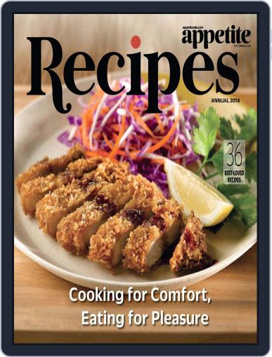 Recipe Book Magazine (Digital) November 18th, 2013 Issue Cover