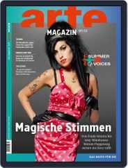 Arte Magazin Magazine (Digital) Subscription July 1st, 2021 Issue