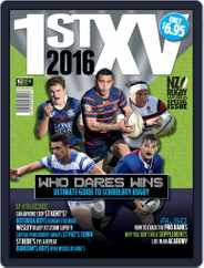 Nz Rugby World First Xv Magazine (Digital) Subscription April 1st, 2016 Issue