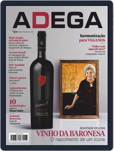 Adega Magazine (Digital) January 1st, 2021 Issue Cover