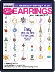 365 Earrings Vol.1 Magazine (Digital) Subscription March 29th, 2013 Issue