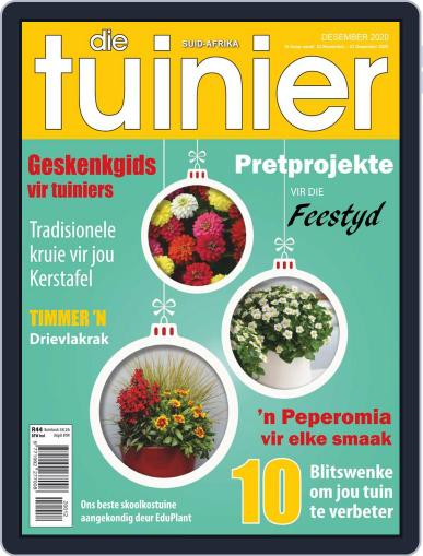Die Tuinier Tydskrif Magazine (Digital) December 1st, 2020 Issue Cover
