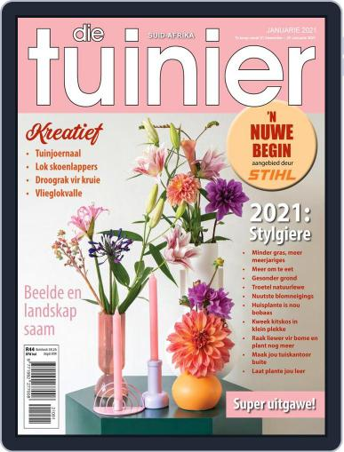 Die Tuinier Tydskrif Magazine (Digital) January 1st, 2021 Issue Cover