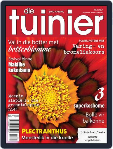 Die Tuinier Tydskrif Magazine (Digital) May 1st, 2021 Issue Cover