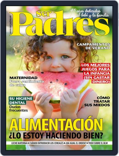 Ser Padres - España Magazine (Digital) May 1st, 2021 Issue Cover