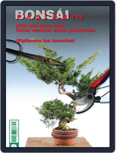Bonsái Pasión Magazine (Digital) April 1st, 2021 Issue Cover