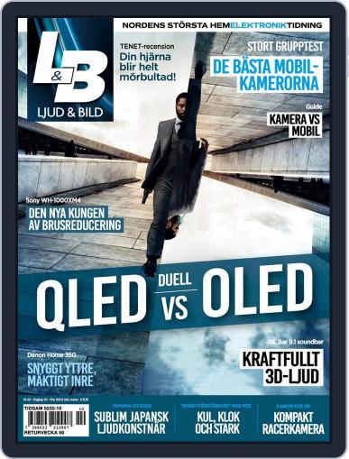 Ljud & Bild Magazine (Digital) October 1st, 2020 Issue Cover