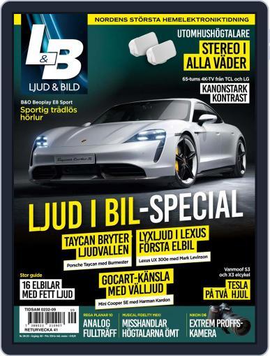 Ljud & Bild Magazine (Digital) September 1st, 2020 Issue Cover