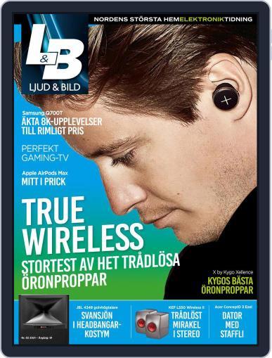 Ljud & Bild Magazine (Digital) February 1st, 2021 Issue Cover