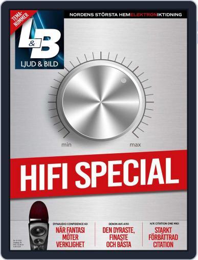 Ljud & Bild Magazine (Digital) January 1st, 2021 Issue Cover