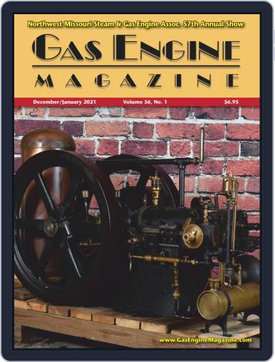 Gas Engine Magazine (Digital) December 1st, 2020 Issue Cover