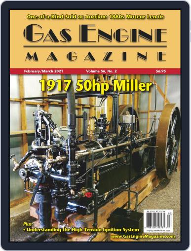 Gas Engine Magazine (Digital) February 1st, 2021 Issue Cover