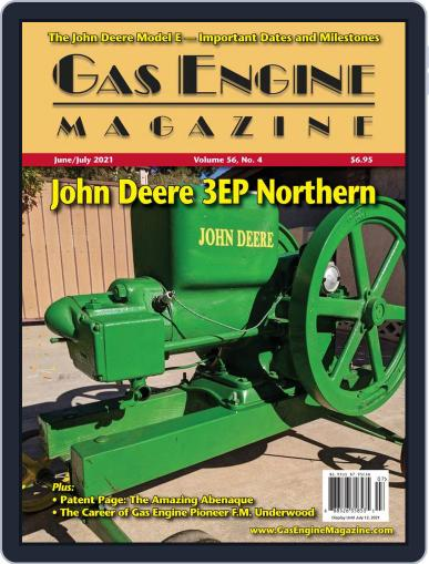 Gas Engine Magazine (Digital) June 1st, 2021 Issue Cover