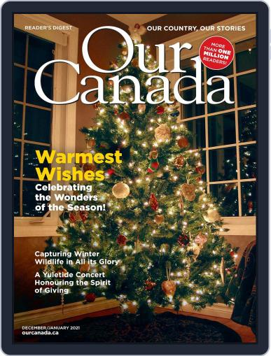 Our Canada Magazine (Digital) December 1st, 2020 Issue Cover