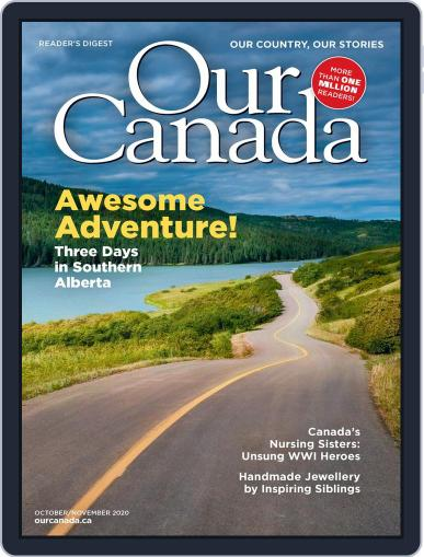 Our Canada Magazine (Digital) October 1st, 2020 Issue Cover