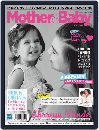 Mother & Baby India Magazine (Digital) September 1st, 2020 Issue Cover