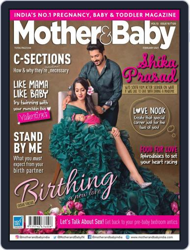 Mother & Baby India Magazine (Digital) February 1st, 2021 Issue Cover