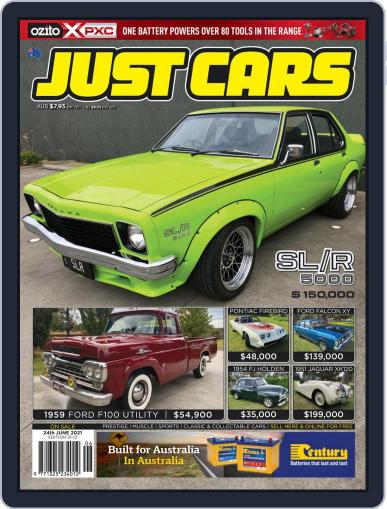 Just Cars Magazine (Digital) June 14th, 2021 Issue Cover