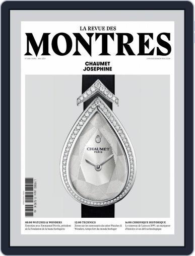 La revue des Montres Magazine (Digital) April 1st, 2021 Issue Cover