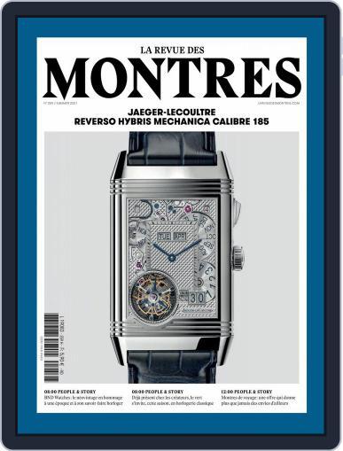La revue des Montres Magazine (Digital) June 1st, 2021 Issue Cover