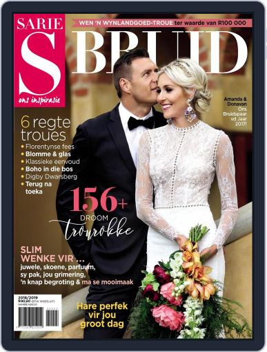 Sarie Bruid Magazine (Digital) July 17th, 2018 Issue Cover