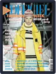 Fashion Week Magazine (Digital) Subscription October 1st, 2018 Issue
